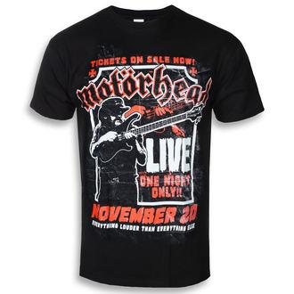 Moška metal majica Motörhead - Lemmy Firepower - ROCK OFF, ROCK OFF, Motörhead