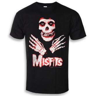 Moška metal majica Misfits - Hands - ROCK OFF, ROCK OFF, Misfits