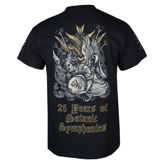 Moška metal majica Dark Funeral - 25 Years Of Satanic Symphonies - RAZAMATAZ, RAZAMATAZ, Dark Funeral