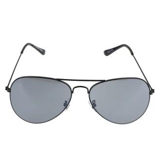 Sončna očala Pilot - Matt Črna - ROCKBITES, Rockbites