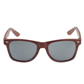 Sončna očala Classic - lesni videz - ROCKBITES, Rockbites
