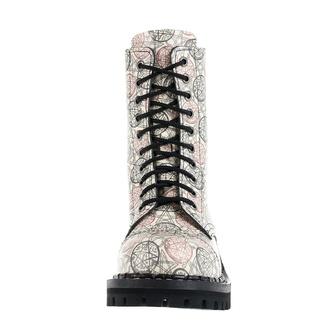 STEADY´S škornji - 10 očesc, STEADY´S