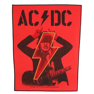 Velik našitek AC / DC - POWER UP - Angus - RAZAMATAZ, RAZAMATAZ, AC-DC