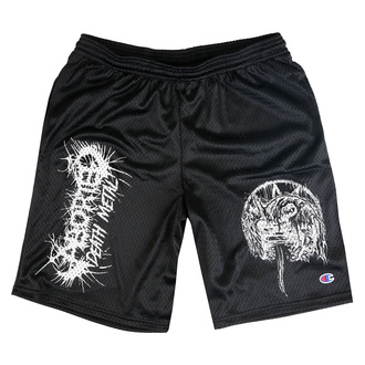 Moške kratke hlače ABORTED - Zombie Decapitation - Črna - INDIEMERCH, INDIEMERCH, Aborted