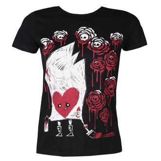 Ženska hardcore majica - Painting The Roses - Akumu Ink, Akumu Ink