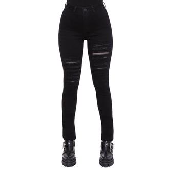 Ženske hlače KILLSTAR - About A Demon Jeans - KSRA002134