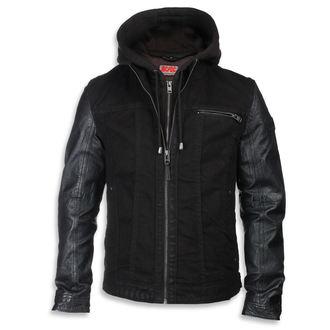 Usnjena jakna AC-DC - Črna - NNM, NNM, AC-DC