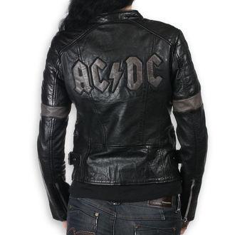 Usnjena ženska jakna AC-DC - MEGYN -