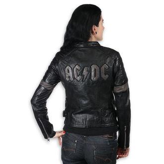Usnjena ženska jakna AC-DC - MEGYN -, NNM, AC-DC