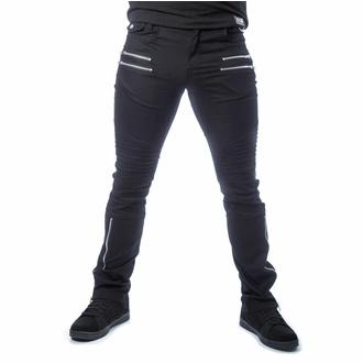 Moške hlače VIXXSIN - ACCIUS - ČRNA, VIXXSIN