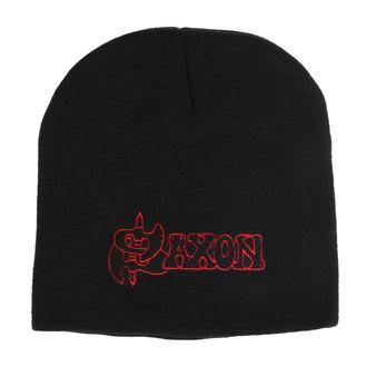 Beanie Saxon - Logo - RAZAMATAZ, RAZAMATAZ, Saxon