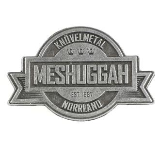 Značka Meshuggah - Crest' Metal - RAZAMATAZ, RAZAMATAZ, Meshuggah
