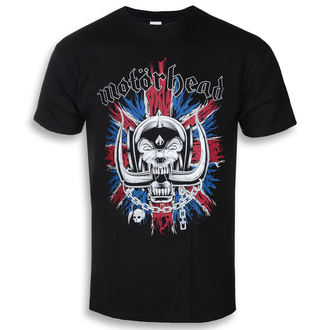 Moška metal majica Motörhead - British Warpig - ROCK OFF, ROCK OFF, Motörhead