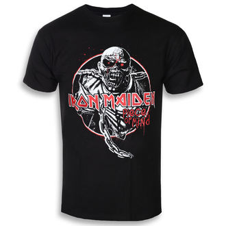 Moška metal majica Iron Maiden - Piece Of Mind Circle - ROCK OFF, ROCK OFF, Iron Maiden