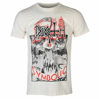 Moška majica DEATH - SYMBOLIC - OFF BELA - PLASTIC HEAD, PLASTIC HEAD, Death