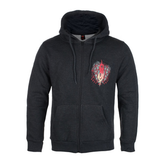 Moški hoodie Slipknot - Burn Me Away - ROCK OFF, ROCK OFF, Slipknot