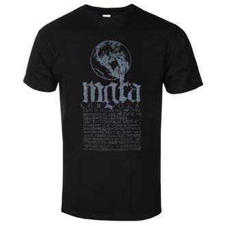 Moška metal majica Mgła - Groza - MASSACRE RECORDS, MASSACRE RECORDS, Mgła