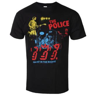 Moška metal majica Police - POLICE IN CONCERT - LIQUID BLUE, LIQUID BLUE, Police