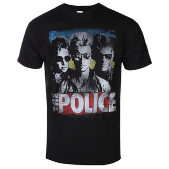Moška metal majica Police - GREATEST HITS - LIQUID BLUE, LIQUID BLUE, Police