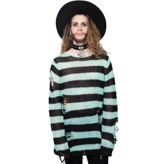 Ženski pulover KILLSTAR - After Eight - ZELENA, KILLSTAR