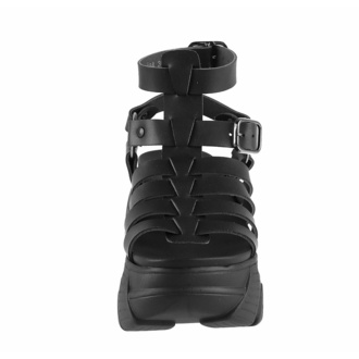 ženski čevlji (sandali) ALTERCORE - Pompeii Vegan - Črna, ALTERCORE