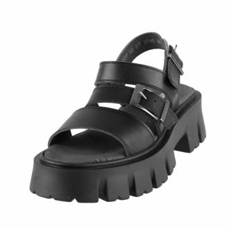 Ženski čevlji (sandali) ALTERCORE - Susie Vegan - Črna, ALTERCORE