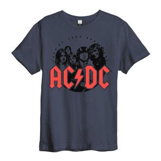 Moška Metal majica AC-DC - AMPLIFIED - AMPLIFIED, AMPLIFIED, AC-DC