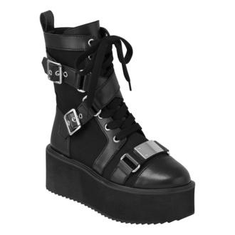 Ženski čevlji KILLSTAR - Amplified - Črna, KILLSTAR