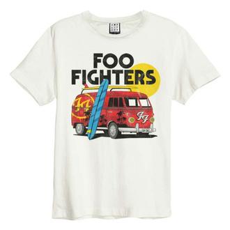 Moška metal majica Foo Fighters - CAMPER VAN - AMPLIFIED, AMPLIFIED, Foo Fighters