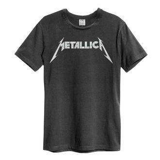 Moška metal majica Metallica - LOGO - AMPLIFIED, AMPLIFIED, Metallica