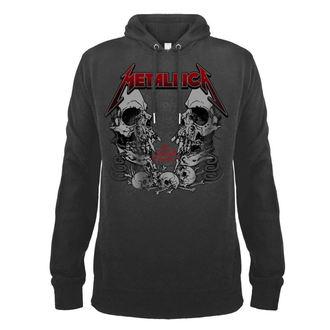 Moška jopa s kapuco Metallica - AMPLIFIED - AMPLIFIED, AMPLIFIED, Metallica