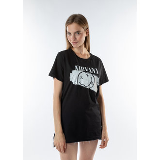 Unisex metal majica Nirvana - NIRVANA - AMPLIFIED, AMPLIFIED, Nirvana