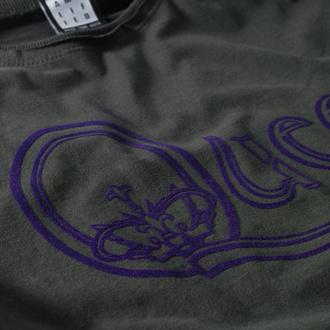 Moška metal majica Queen - ROYAL FLOCK CREST - AMPLIFIED, AMPLIFIED, Queen