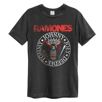 Moška metal majica Ramones - Vintage Sael - AMPLIFIED, AMPLIFIED, Ramones