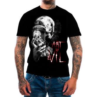 Moška majica - Andrey Skull 2 - ART BY EVIL, ART BY EVIL