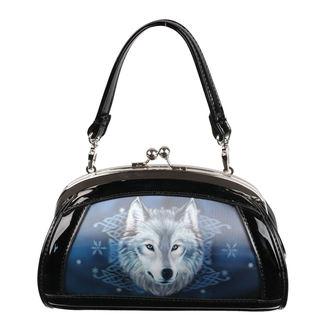 Torba ANNE STOKES - Wolf Spirit - Črna, ANNE STOKES