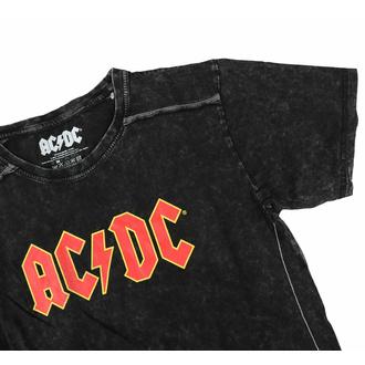 Moška majica AC/DC - Logo - Snow Wash - ROCK OFF, ROCK OFF, AC-DC