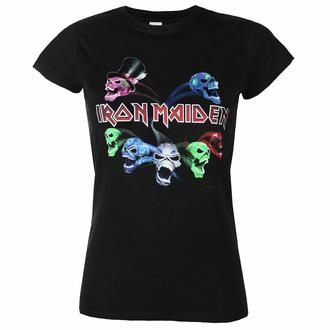 Ženska majica Iron Maiden - LOTB Live Album Skulls - ROCK OFF, ROCK OFF, Iron Maiden