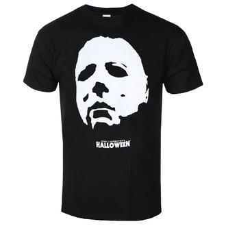 Moška filmska majica Halloween - MICHAEL FACE - PLASTIC HEAD, PLASTIC HEAD, Halloween