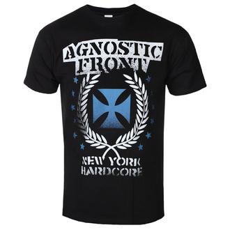 Moška metal majica Agnostic Front - BLUE IRON CROSS - PLASTIC HEAD, PLASTIC HEAD, Agnostic Front