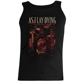 Moški Top AS I LAY DYING - Shaped by fire - NUCLEAR BLAST, NUCLEAR BLAST, As I Lay Dying
