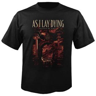 Moška metal majica As I Lay Dying - Shaped by fire - NUCLEAR BLAST, NUCLEAR BLAST, As I Lay Dying