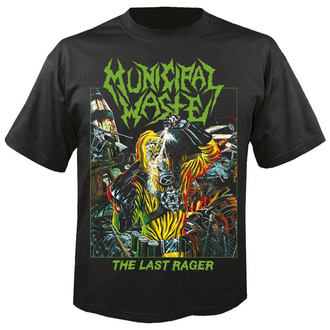 Moška metal majica Municipal Waste - The last rager - NUCLEAR BLAST, NUCLEAR BLAST, Municipal Waste