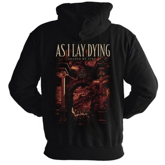 Moška jopa s kapuco As I Lay Dying - Shaped by fire - NUCLEAR BLAST, NUCLEAR BLAST, As I Lay Dying