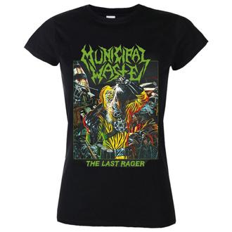Ženska metal majica Municipal Waste - The last rager - NUCLEAR BLAST, NUCLEAR BLAST, Municipal Waste