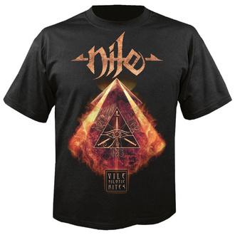 Moška metal majica Nile - Vile nilotic rites - NUCLEAR BLAST, NUCLEAR BLAST, Nile