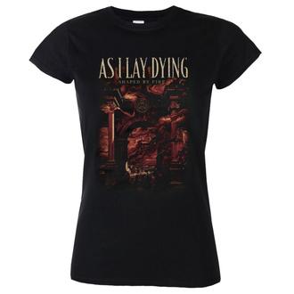 Ženska metal majica As I Lay Dying - Shaped by fire - NUCLEAR BLAST, NUCLEAR BLAST, As I Lay Dying