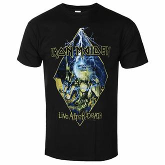 Moška majica Iron Maiden - Live After Death Diamond BL - ROCK OFF, ROCK OFF, Iron Maiden
