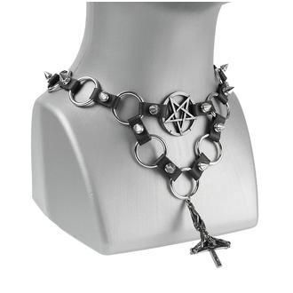 Ovratnica Crossi, Leather & Steel Fashion