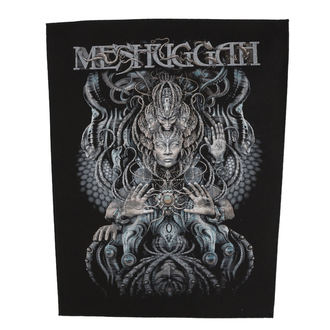 Našitek velik MESHUGGAH - MUSICAL DEVIANCE - RAZAMATAZ, RAZAMATAZ, Meshuggah